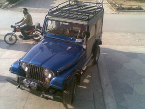 Jeep CJ-5 for sale in Rawalpindi - Pak4Wheels com - Buy or Sell your