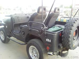 Jeep CJ-5 for sale in Karachi - Pak4Wheels com - Buy or Sell your