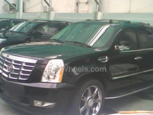 Cadillac Escalade Ext For Sale In Karachi Pak4wheels Com Buy Or Sell Your Car In Pakistan
