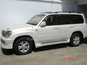 Toyota Land Cruiser for sale in Karachi - Pak4Wheels com