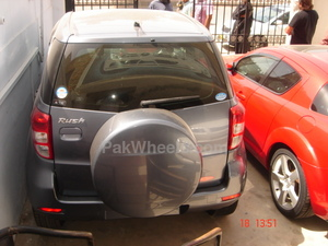 Toyota Rush For Sale In Karachi Pak4wheels Com Buy Or Sell Your