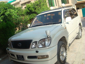 Land Cruiser for Sale in Pakistan