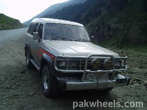 Toyota Land Cruiser for sale in Lahore - Pak4Wheels.com ...